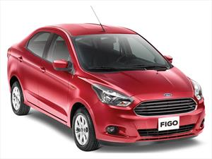 Ford Figo Sedán Impulse A/A (2018)