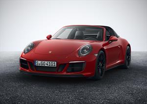 Porsche 911 Carrera Targa 4 GTS nuevo color A eleccion precio $2,336,996