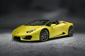 foto Lamborghini Huracán LP 580-2 Spyder (2017)