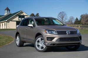 Foto venta Auto nuevo Volkswagen Touareg 3.0L V6 TDI color A eleccion precio $1,100,000
