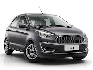 Ford Ka 1.5L SE financiado en cuotas anticipo $183.550