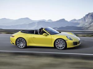 Porsche 911 Carrera 4 Cabriolet Black Edition PDK nuevo color A eleccion precio $1,881,000