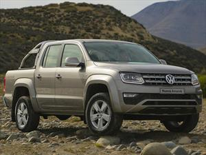 Foto Volkswagen Amarok DC 4x2 Highline Aut financiado