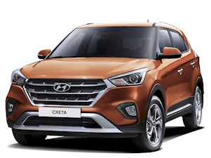 Hyundai Creta 1.6L Plus  nuevo precio $12.390.000