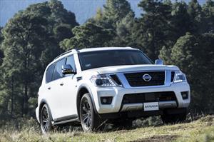 foto Nissan Armada Exclusive nuevo color A elección precio $1,115,200