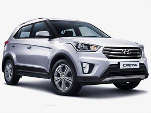 Hyundai Creta GL Connect Aut nuevo color A eleccion precio u$s31.500