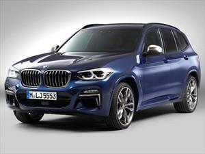 BMW X3 xDrive20d  (2019)