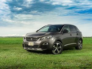 Peugeot 3008 GT Line 1.6 THP financiado en mensualidades enganche $187,470 mensualidades desde $126,500