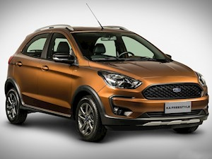 foto Ford Ka Freestyle 1.5L SEL (2020)