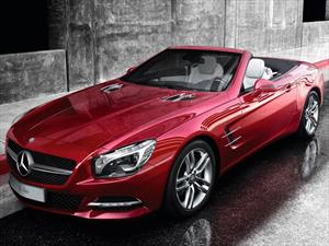 Foto venta Auto nuevo Mercedes Benz Clase SL 500 CGI Biturbo color A eleccion precio $2,412,000