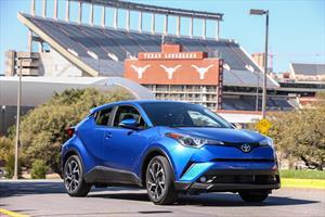 Foto venta Auto nuevo Toyota C-HR 2.0L color A eleccion precio $374,900
