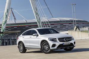 Mercedes Clase GLC 300 4MATIC Coupe nuevo color A eleccion precio $1,142,900