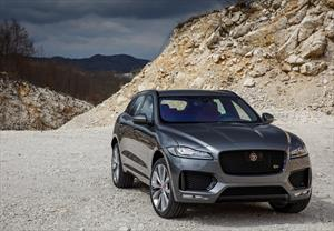 foto Jaguar F-Pace First Edition