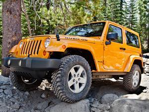 foto Jeep Wrangler Rubicon