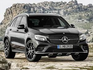 Foto venta Auto nuevo Mercedes Benz Clase GLC 43 AMG 4Matic color A eleccion