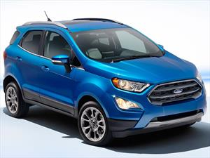 foto Ford EcoSport Freestyle 1.5L (2019)