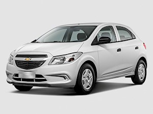 Chevrolet Onix Joy LS financiado en cuotas anticipo $50.000