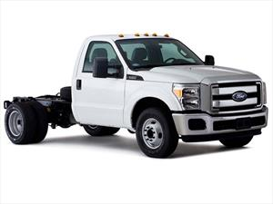 foto Ford F-350 XL 6.2L financiado en mensualidades enganche $134,400
