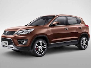 foto BAIC X35 Fashion (2019)