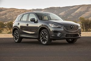 Mazda CX-5 2.5L S Grand Touring 4x2 vs. Honda CR-V Touring