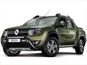 Renault Duster Oroch Outsider financiado en cuotas anticipo $252.680