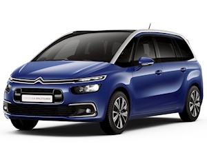 Foto Citroen C4 Spacetourer 1.6 Feel Pack Aut financiado