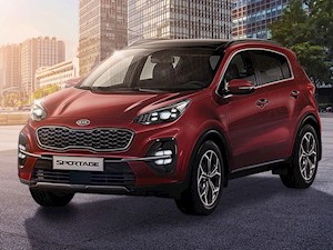 Foto Kia Sportage SXL AWD 2.4L financiado