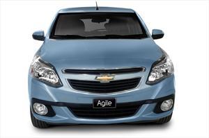 Foto Chevrolet Agile LS Spirit