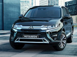 Mitsubishi Outlander SE nuevo color A eleccion precio $463,100