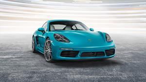 Porsche 718 Cayman S PDK nuevo color A eleccion precio $1,447,606