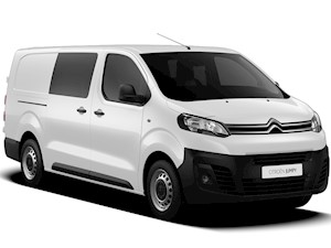 Citroen Jumpy L3 HDi Business Mixto nuevo color A eleccion financiado en cuotas(anticipo $600.000)