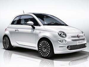 FIAT 500 C Lounge financiado en cuotas anticipo $350.000