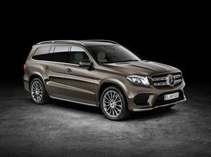 Mercedes Benz Clase GLS 500 nuevo color A eleccion precio $1,774,000