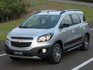 Foto venta Auto nuevo Chevrolet Spin Activ LTZ 1.8L 5 Pas color A eleccion precio $550.000