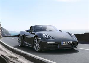 foto Porsche 718 Boxster 2.0L nuevo color A elección precio $1,244,000