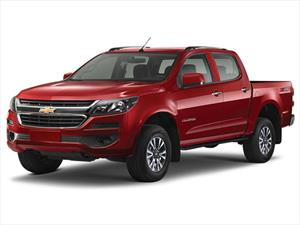 Chevrolet Colorado LTZ (2018)