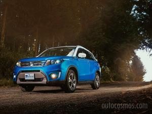 Suzuki Vitara Boosterjet AG Aut nuevo color A eleccion precio $409,990