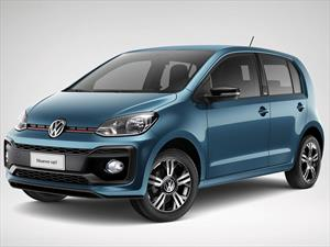 Volkswagen up! 5P 1.0 high up! financiado en cuotas anticipo $345.000 cuotas desde $10.900