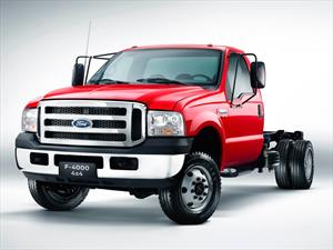 Foto Ford F-4000 2.8L 4x4 financiado