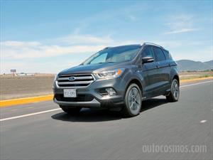 Ford Escape Titanium EcoBoost financiado en mensualidades enganche $53,880