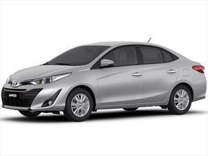 Toyota Yaris 1.5L XLi nuevo precio $8.490.000