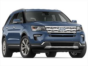 Ford Explorer Limited 4x4   (2018)
