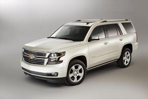 Chevrolet Tahoe LS Tela financiado en mensualidades enganche $106,690 mensualidades desde $28,700