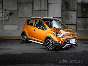 foto Chevrolet Beat Active (2020)
