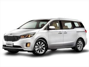 Foto venta Auto nuevo KIA Carnival EX 2.2 CRDi Aut Premium color A eleccion precio u$s58.990
