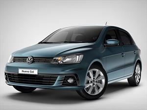 Foto venta Auto nuevo Volkswagen Gol Trend 5P Trendline color Negro Universal precio $340.000