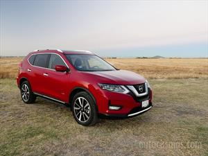 Nissan X-Trail Exclusive 2 Row Hybrid financiado en mensualidades mensualidades desde $5,799