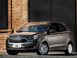 foto Ford Figo Hatchback