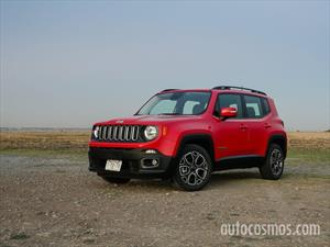 Jeep Renegade 4x2 Latitude Night Eagle Aut nuevo color A eleccion precio $492,900