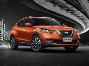 foto Nissan Kicks Exclusive CVT BT financiado en cuotas anticipo $1.270.000 cuotas desde $22.800
